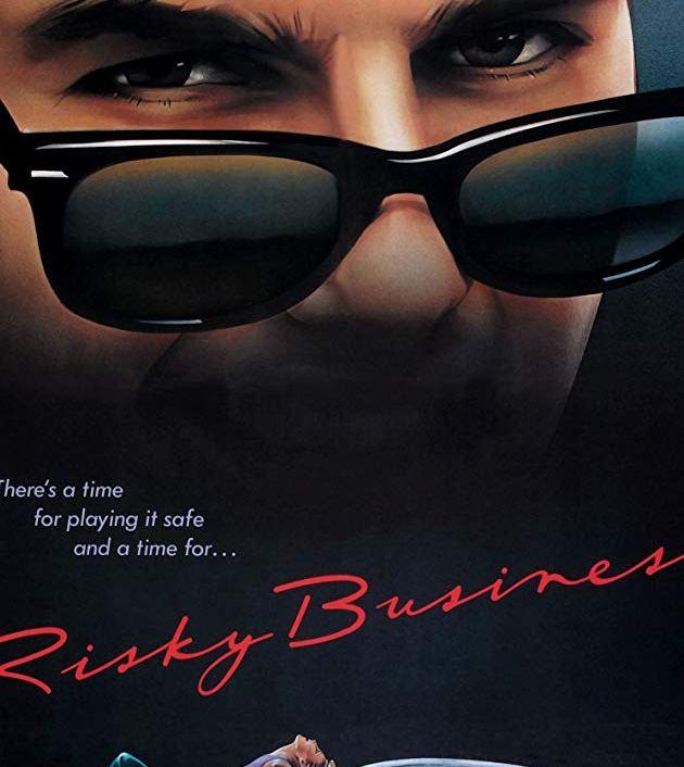 Risky Business (1983): บริษัทรักไม่จํากัด