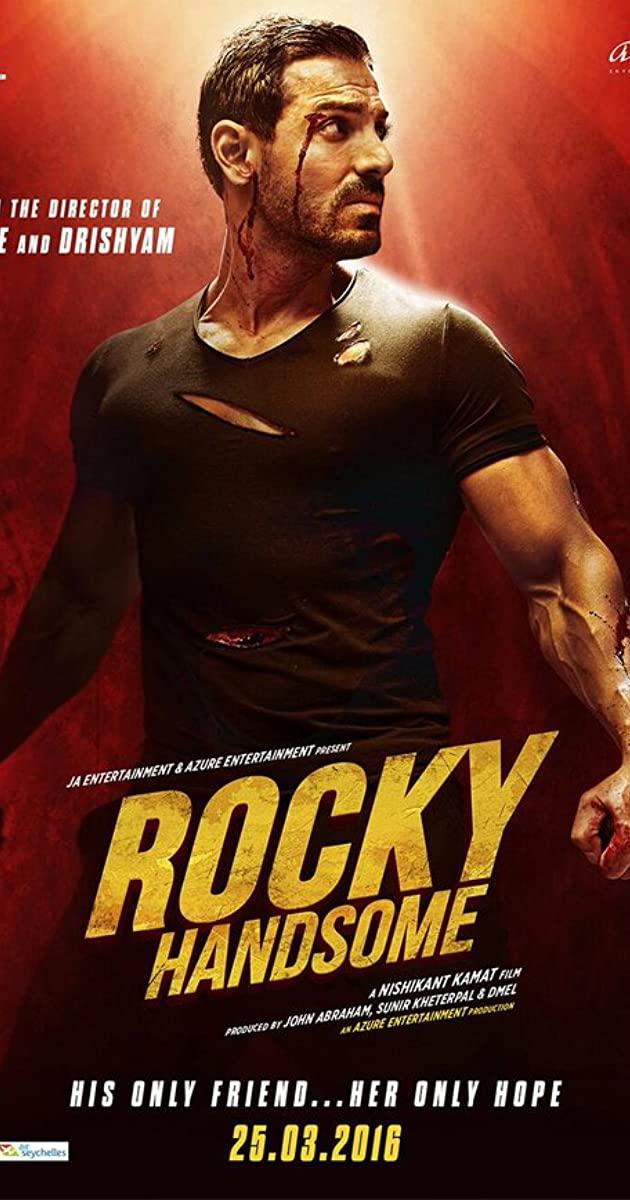 Rocky Handsome (2016):  ร็อคกี้ สุภาพบุรุษสุดเดือด