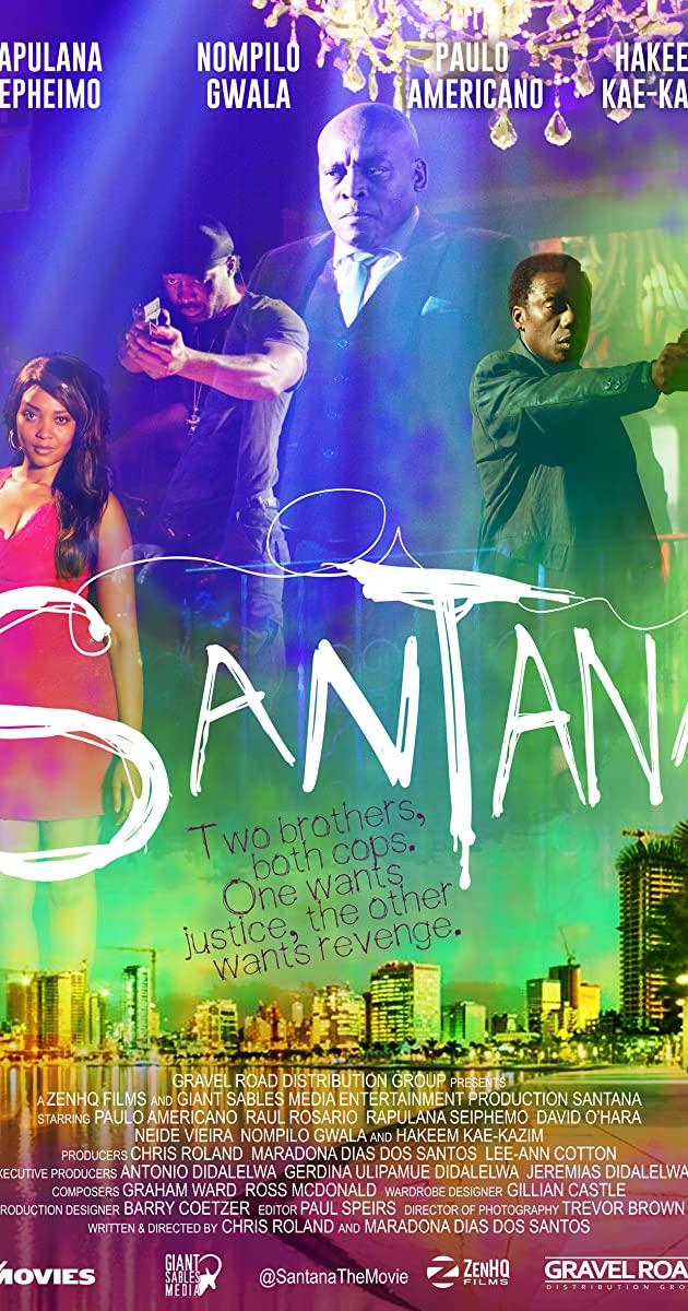 Santana (2020): แค้นสั่งล่า