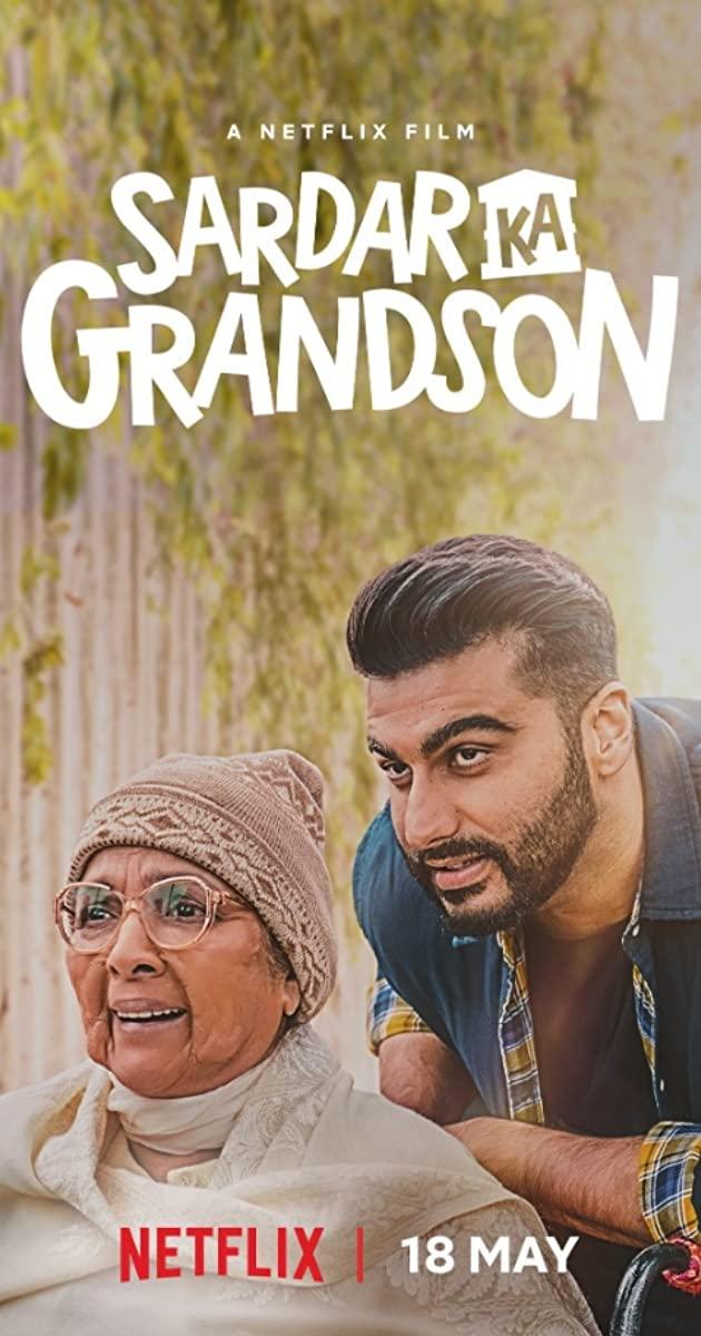 Sardar Ka Grandson (2021): อธิษฐานรักข้ามแดน