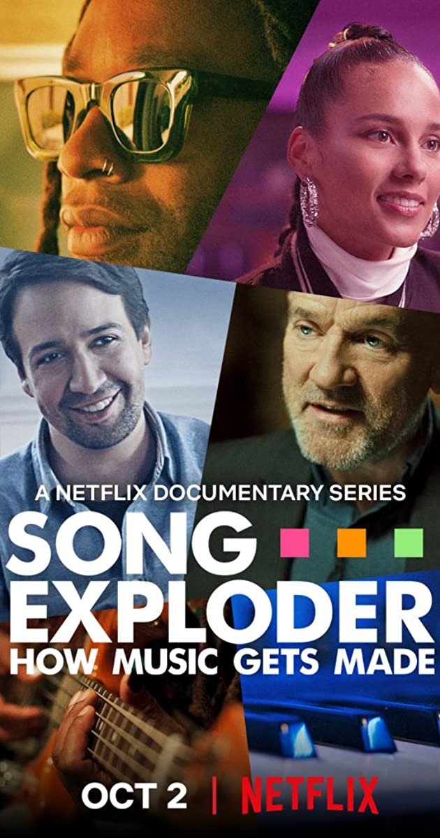 Song Exploder TV Series (2020)