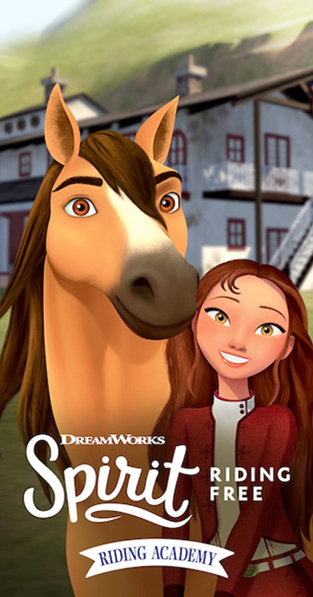 Spirit Riding Free Riding Academy TV Series (2020)