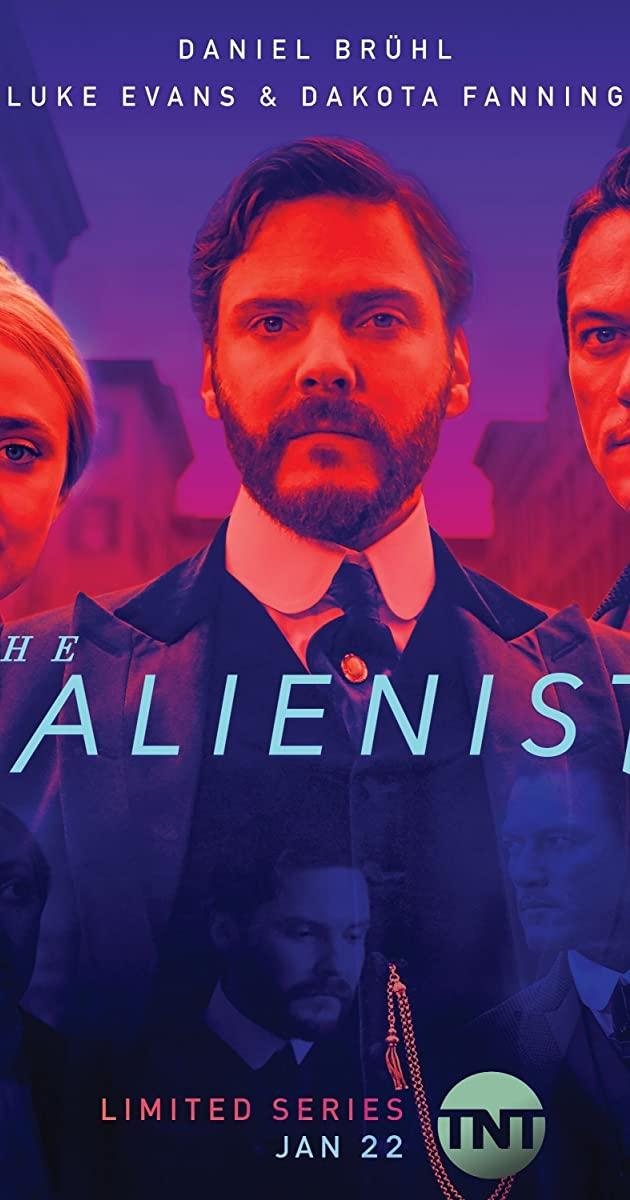The Alienist Angel of Darkness TV Series (2018)