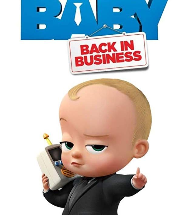 The Boss Baby: Back in Business (TV Series 2018)