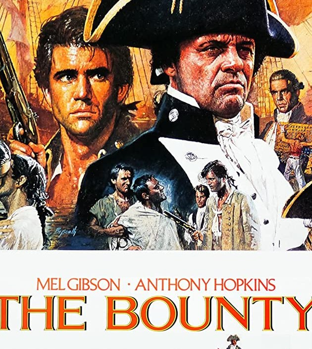 The Bounty (1984): ฝ่าคลั่งจอมบัญชาการเรือนรก