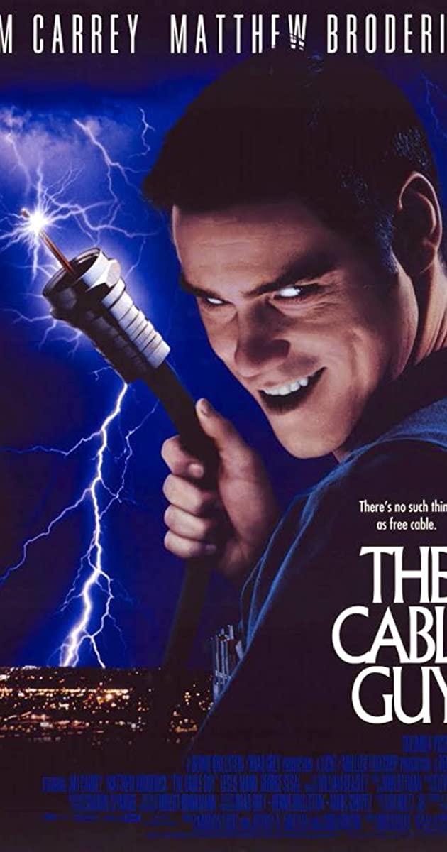 The Cable Guy (1996): เดอะ เคเบิ้ล กาย เป๋อจิตไม่ว่าง