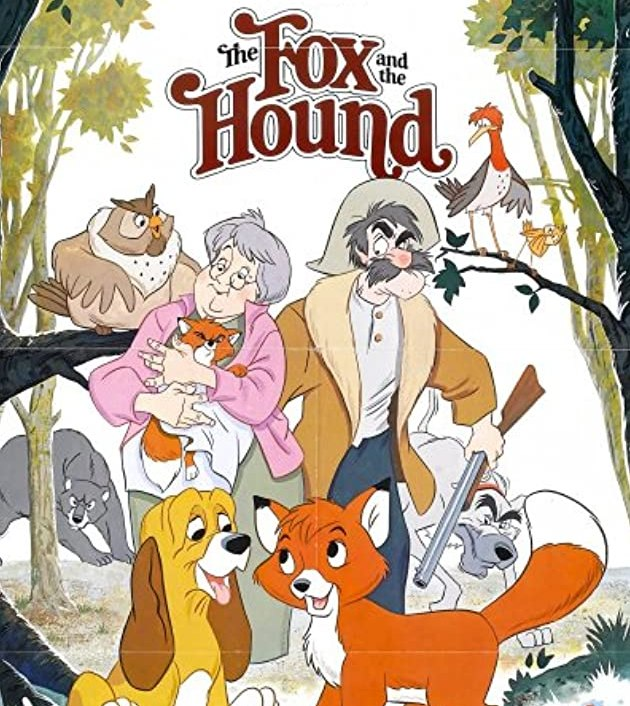 The Fox and the Hound (1981): เพื่อนแท้ในป่าใหญ่