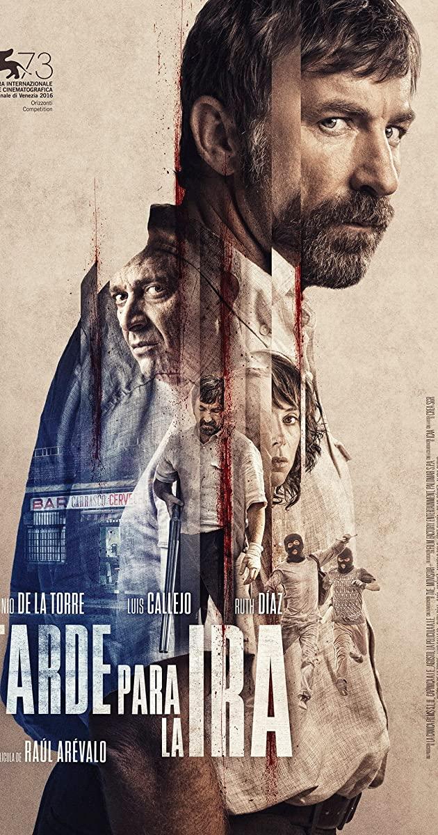 The Fury of a Patient Man (2016): คนเดือด แค้นทรหด