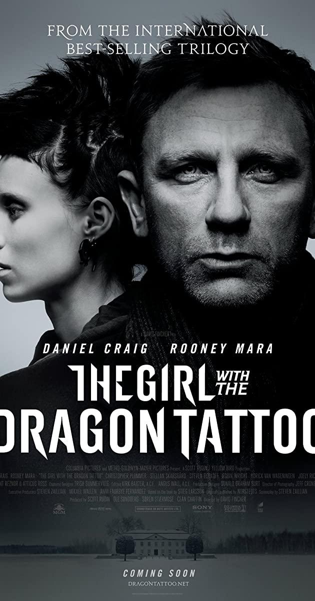 The Girl with the Dragon Tattoo (2011): พยัคฆ์สาวรอยสักมังกร