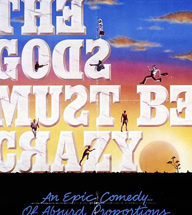 The Gods Must Be Crazy (1980): เทวดาท่าจะบ๊องส์
