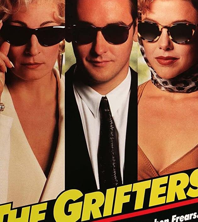 The Grifters (1990): ขบวนตุ๋นไม่นับญาติ