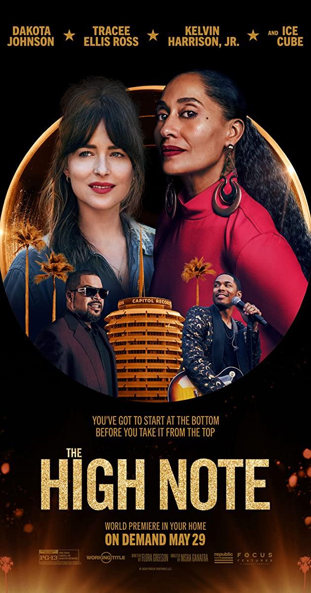 The High Note (2020): ไต่โน้ตหัวใจตามฝัน