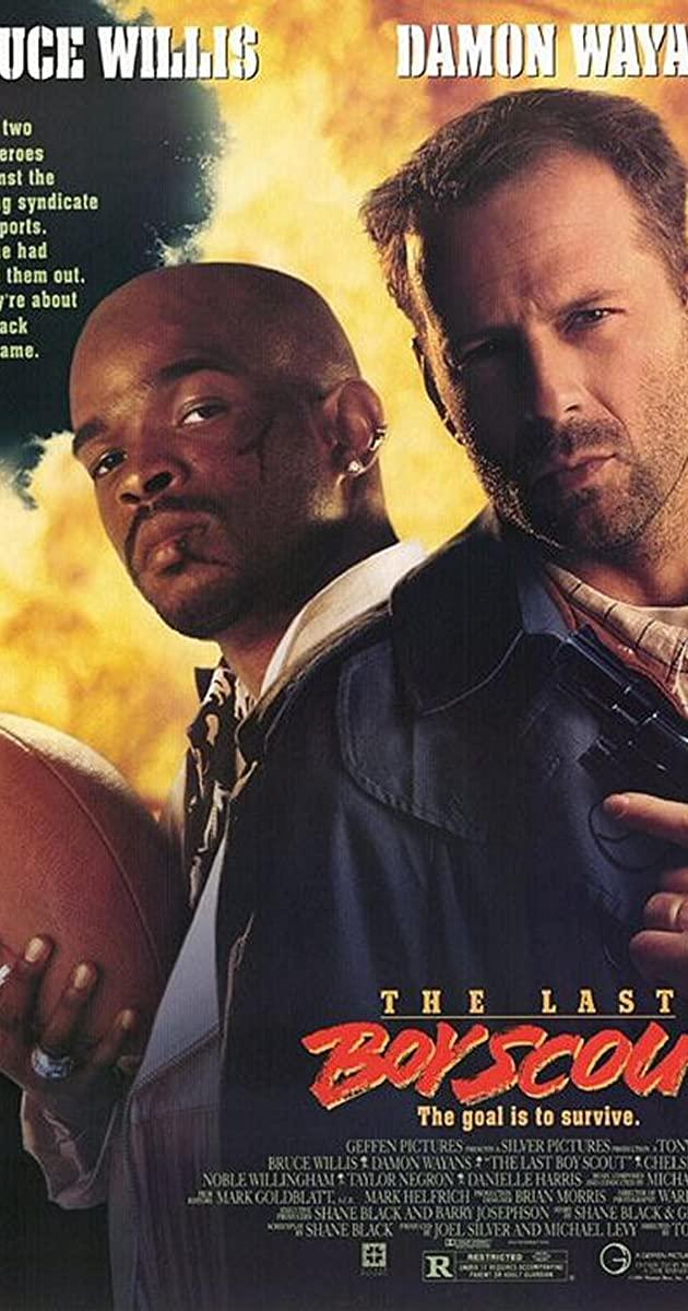 The Last Boy Scout (1991):  อึดทะลุเพดานบ้า
