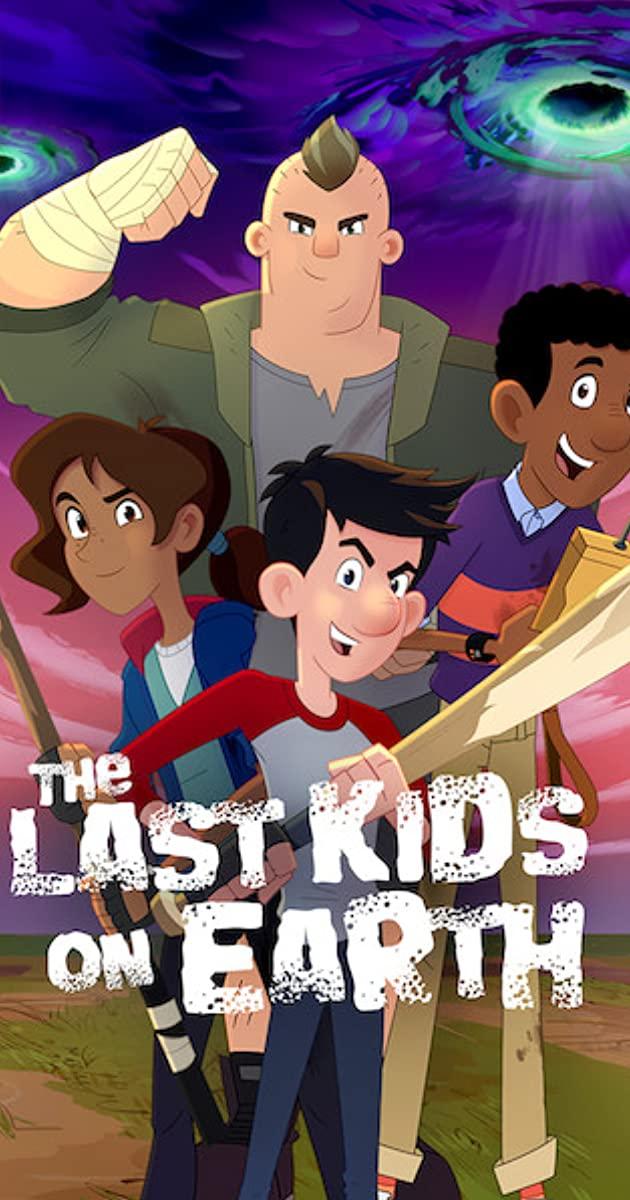 The Last Kids on Earth TV Series (2019)