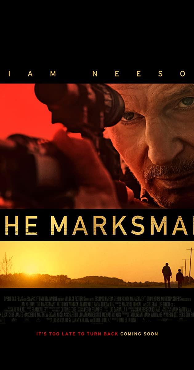 The Marksman (2021): คนระห่ำ พันธุ์ระอุ