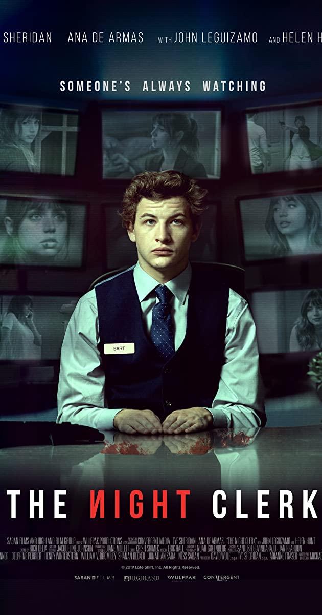 The Night Clerk (2020): แอบดูตาย แอบดูเธอ