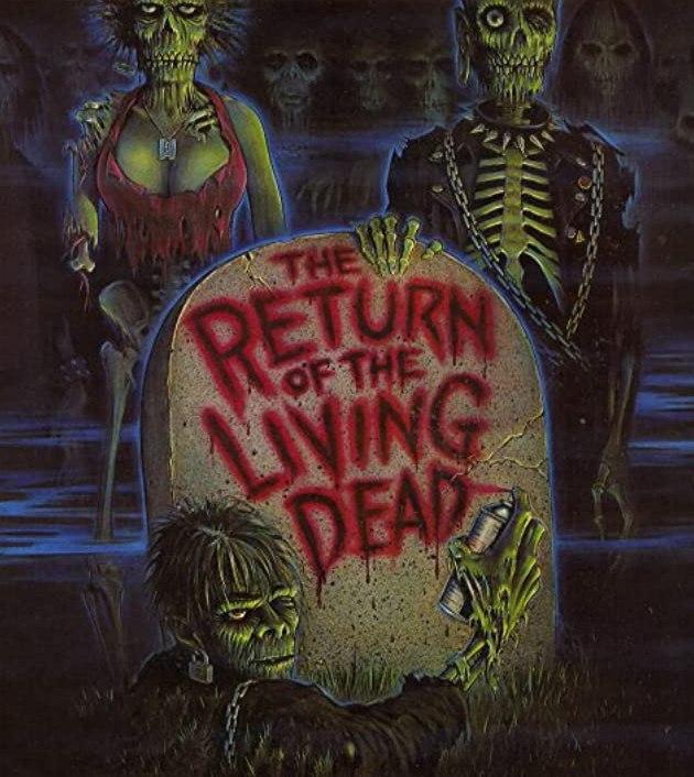 The Return of the Living Dead (1985) : ผีลืมหลุม