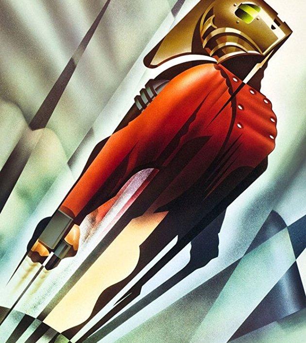 The Rocketeer (1991) : เหิรทะลุฟ้า