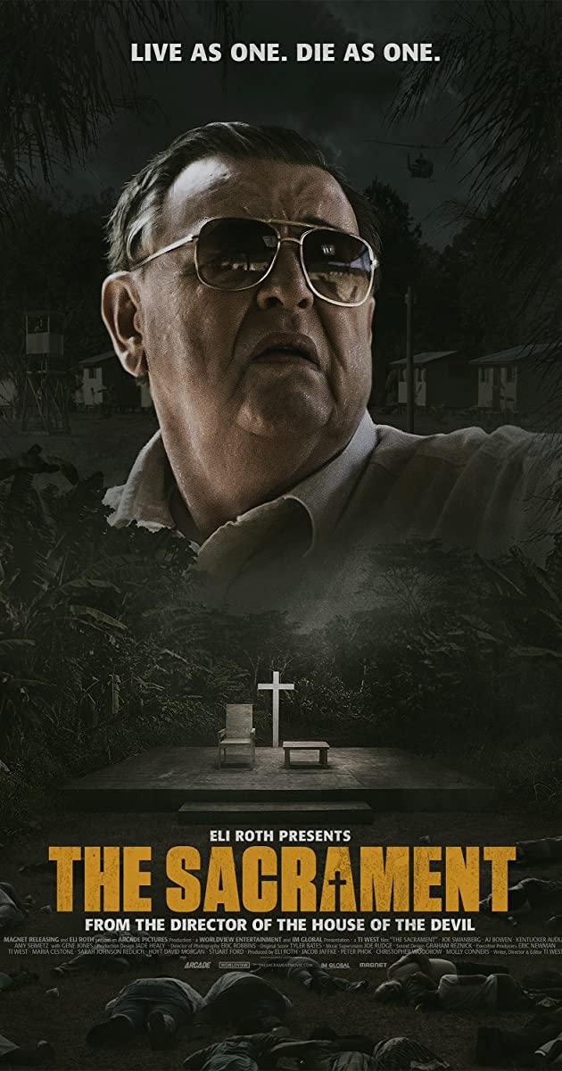 The Sacrament (2013)- สังหารโหด สังเวยหมู่