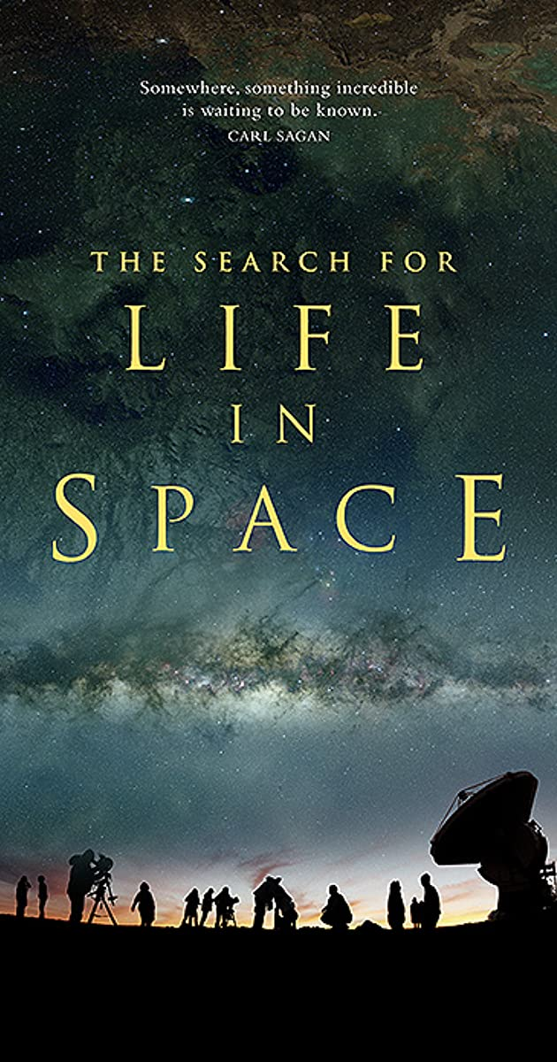 The Search for Life in Space (2016): สำรวจชีวิต พิชิตอวกาศ