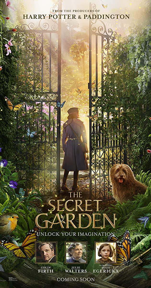 The Secret Garden (2020): มหัศจรรย์ในสวนลับ