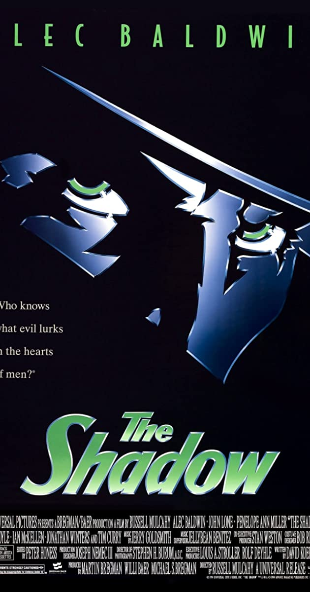 The Shadow (1994): ชาโดว์ คนเงาทะลุมิติโลก