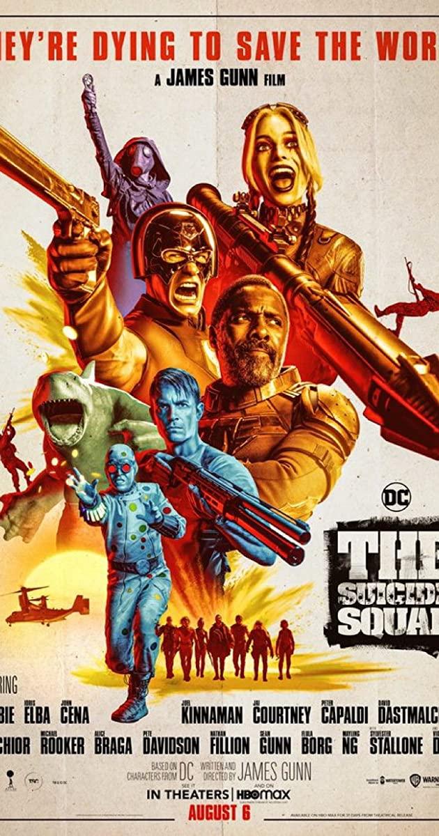 The Suicide Squad (2021)- เดอะ ซุยไซด์ สควอด