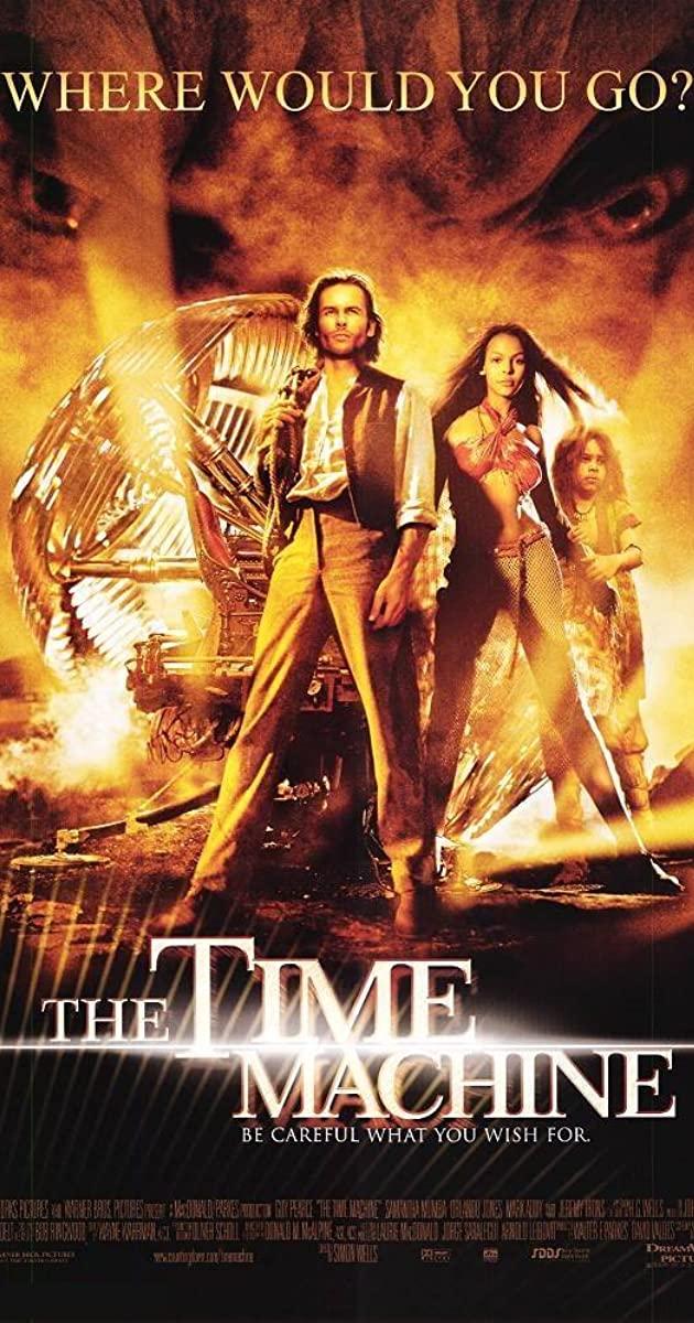 The Time Machine (2002): กระสวยแซงเวลา