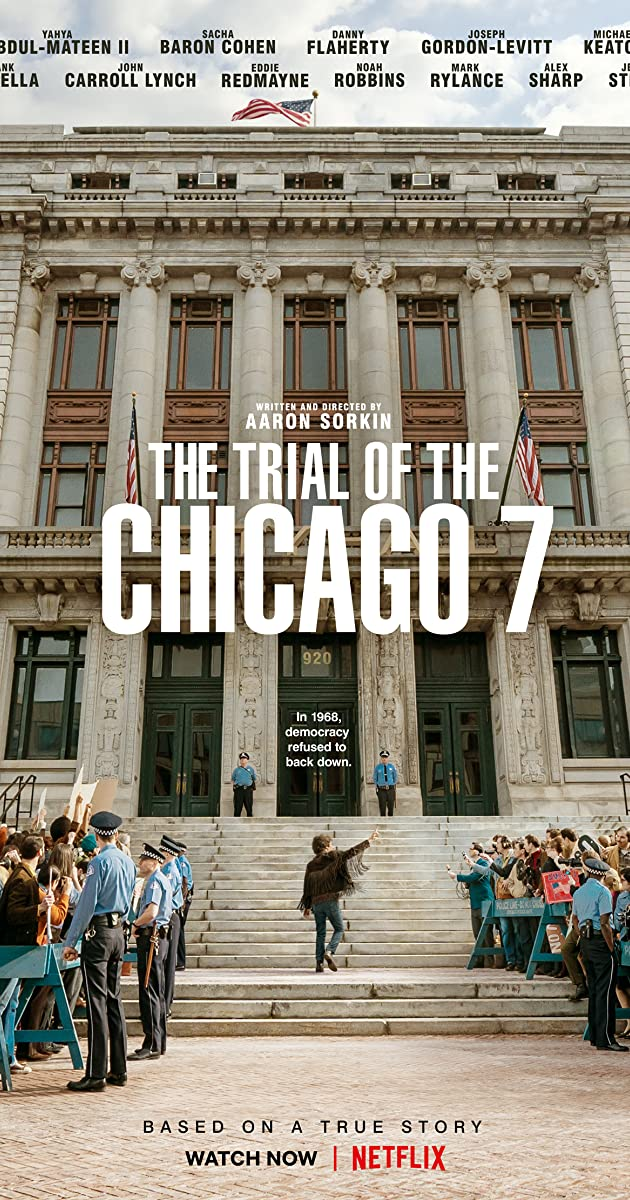 The Trial of the Chicago 7 (2020): ชิคาโก 7