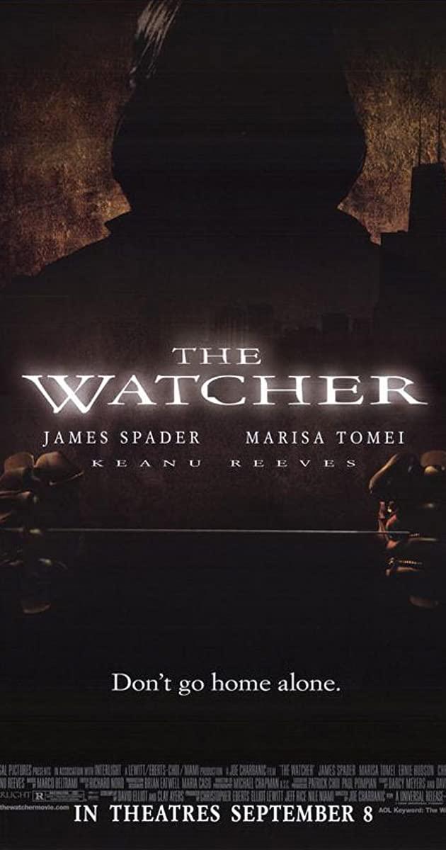 The Watcher (2000): จ้องตาย