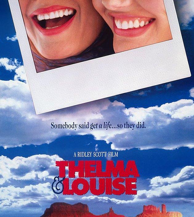 Thelma & Louise (1991) : มีมั่งไหมผู้ชายดีๆ สักคน