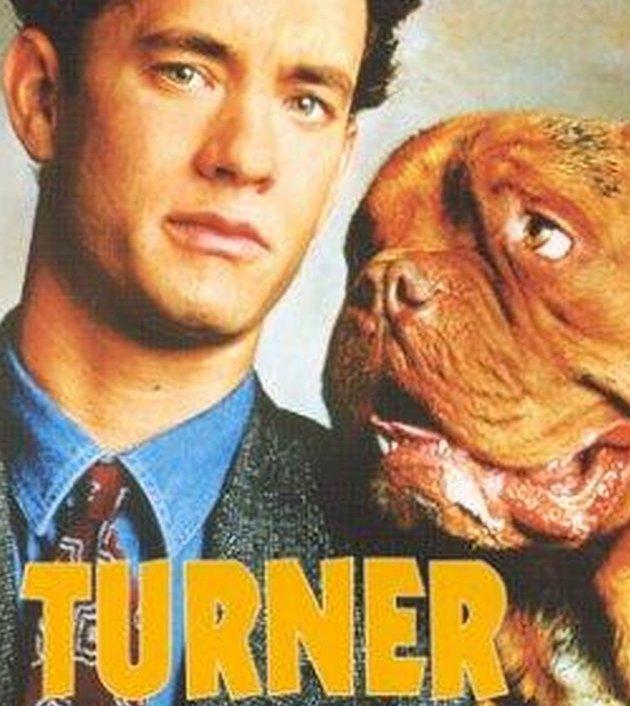 Turner & Hooch (1989): หล่อโย่งย่นบึ้ก