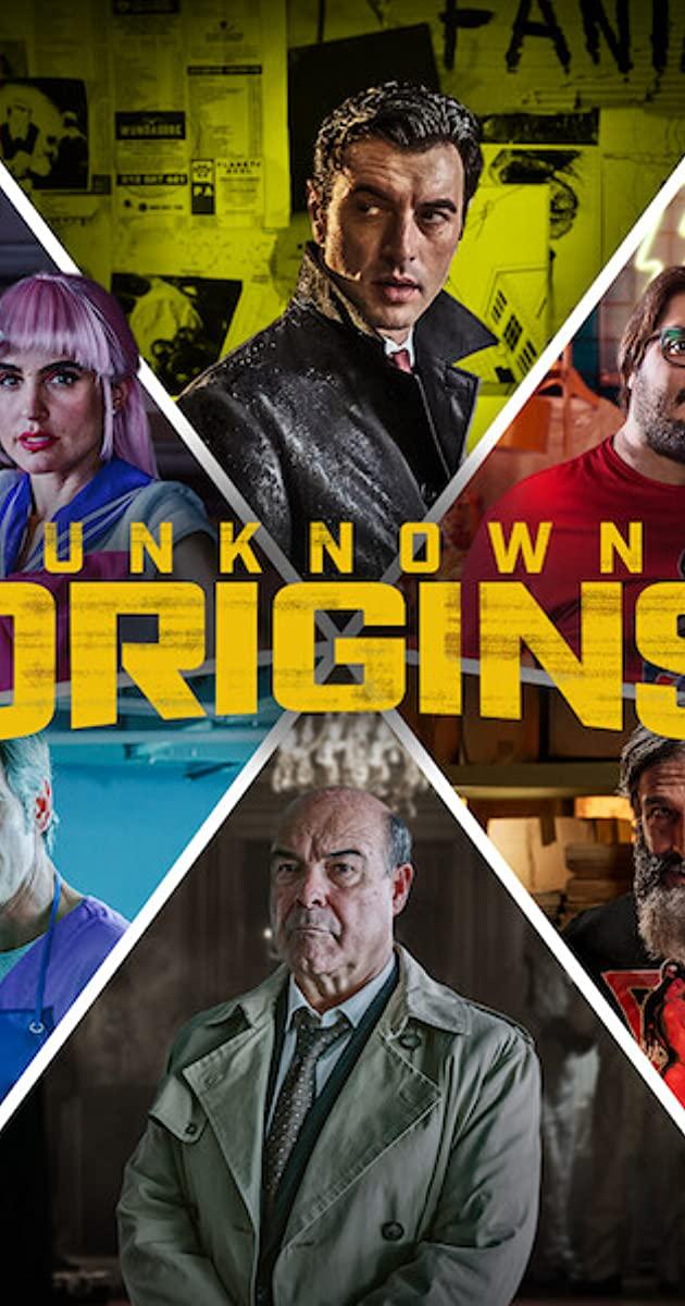 Unknown Origins (2020): ฆาตกรรมซูเปอร์ฮีโร่