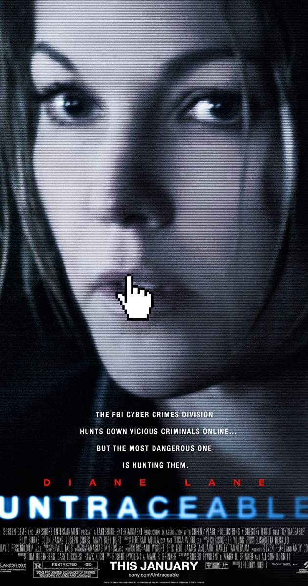 Untraceable (2008): โชว์ฆ่าถ่ายทอดสด