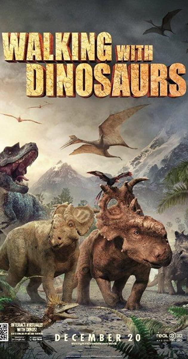 Walking with Dinosaurs 3D (2013): ไดโนเสาร์ อาณาจักรอัศจรรย์