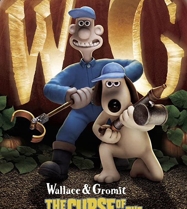 Wallace & Gromit: The Curse of the Were-Rabbit (2005) : กู้วิกฤตป่วน สวนผักชุลมุน