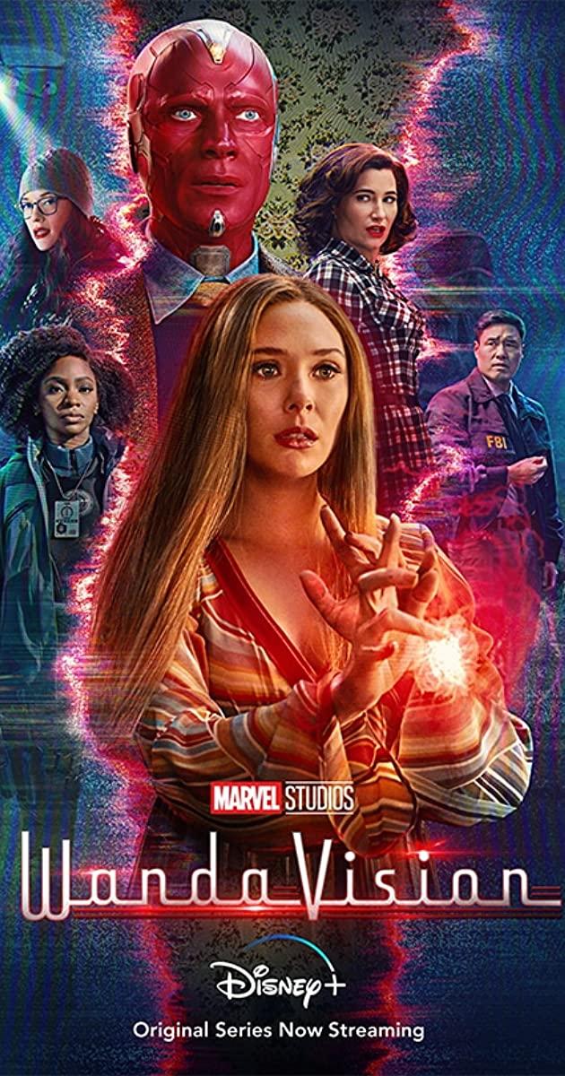 WandaVision TV Mini Series (2021): วันด้าวิสชั่น