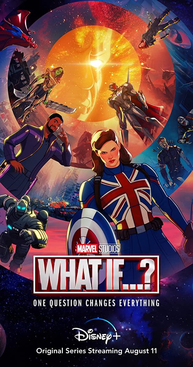 What If (2021) - Season 1