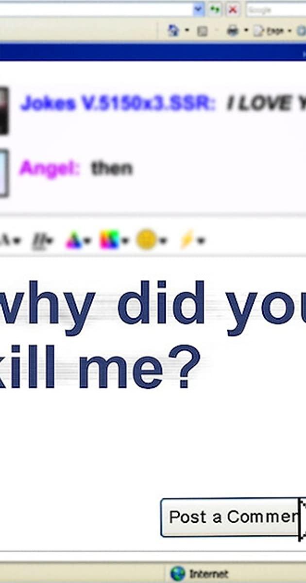 Why Did You Kill Me? (2021): ล่า ฆ่า ออนไลน์