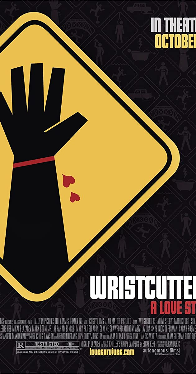 Wristcutters A Love Story (2006)