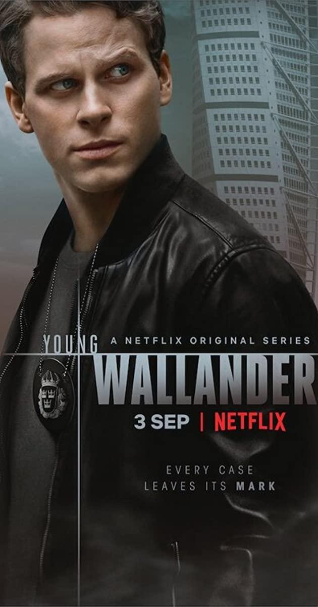 Young Wallander TV Series (2020)