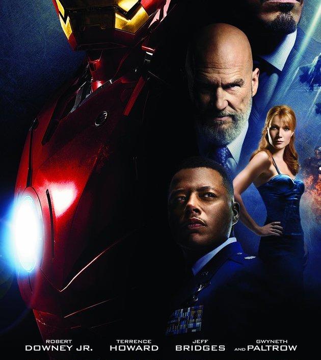 Iron Man (2008): มหาประลัยคนเกราะเหล็ก