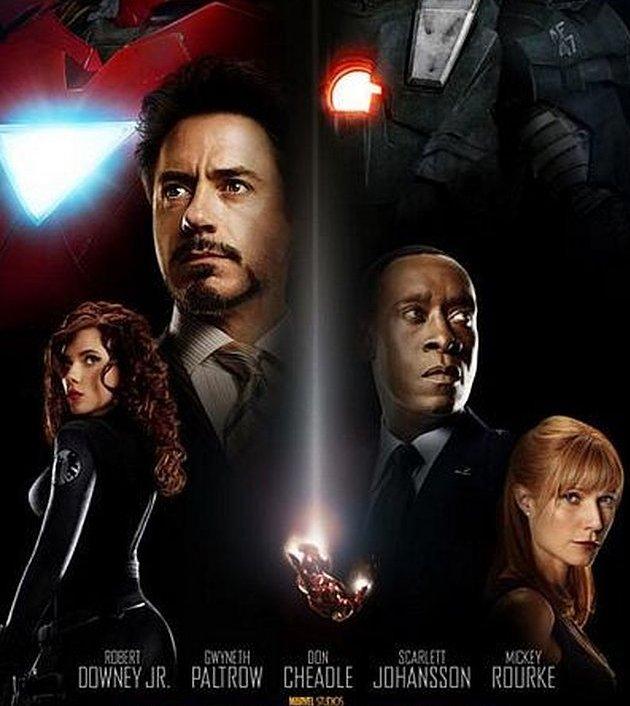 Iron Man 2 (2010): มหาประลัย คนเกราะเหล็ก
