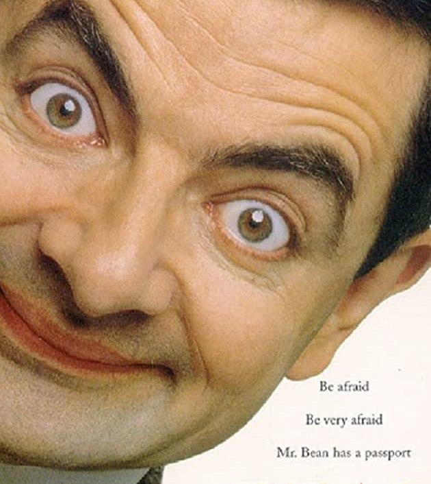 Bean (1997): มิสเตอร์บีน