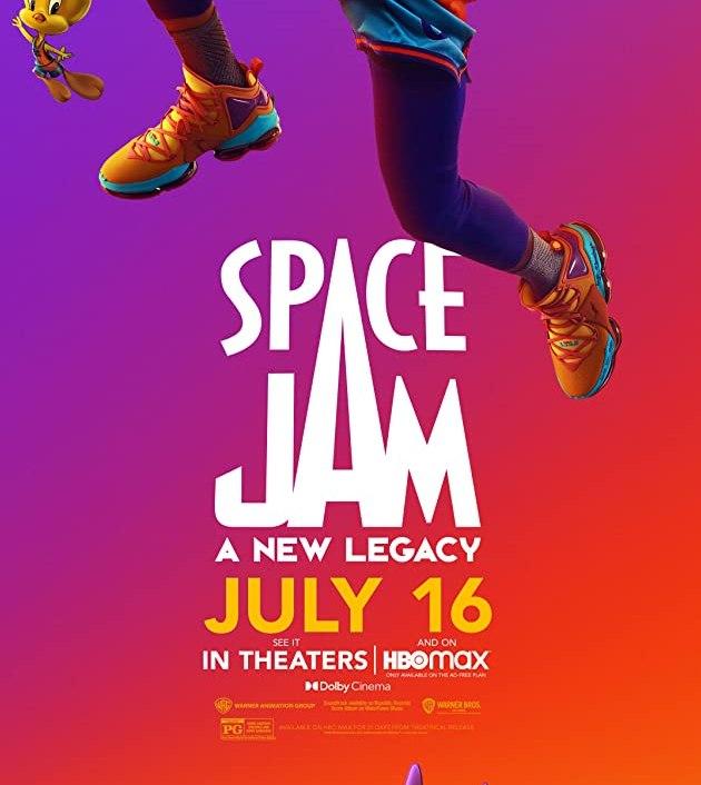 Space Jam: A New Legacy (2021): สเปซแจม สืบทอดตำนานใหม่