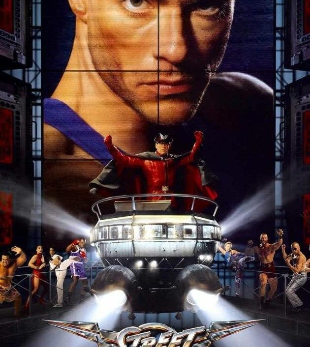 Street Fighter (1994): ยอดคนประจัญบาน
