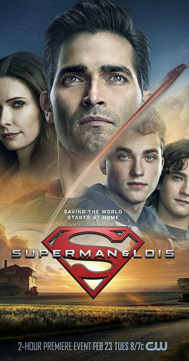 Superman and Lois TV Series (2021): ซูเปอร์แมน และ โลอิส