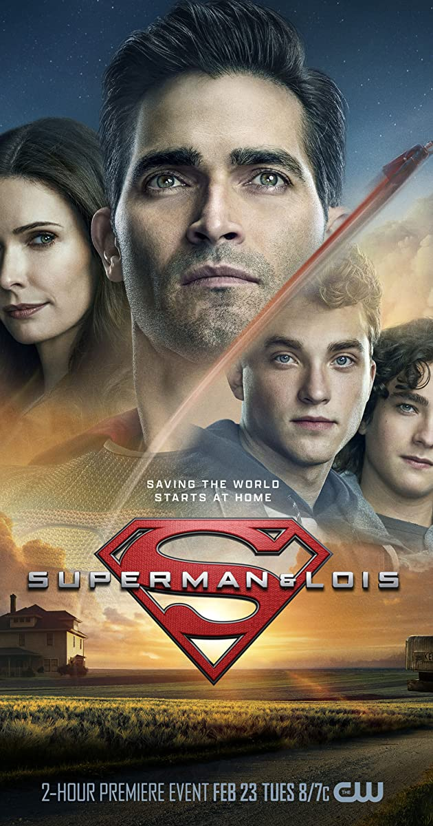 Superman and Lois TV Series 2021