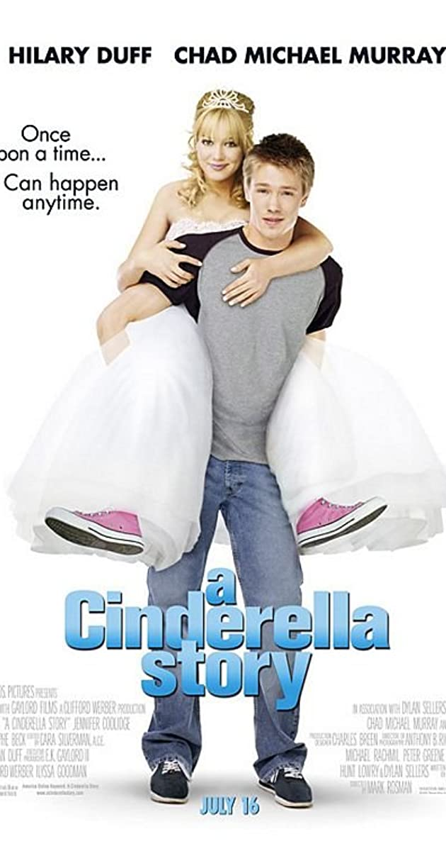 A Cinderella Story (2004): นางสาวซินเดอเรลล่า...มือถือสื่อรักกิ๊ง