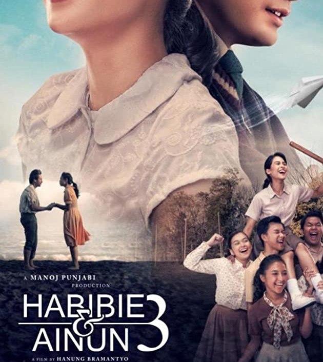 Habibie & Ainun 3 (2019): บันทึกรักฮาบีบีและไอนุน 3